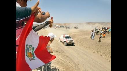 Etienne Lavigne: Perú cumplió con creces exigencias del rally Dakar