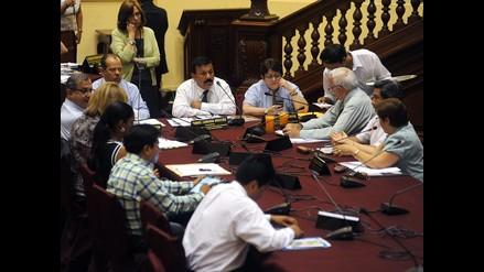 Comisión de Defensa se pronuncia en contra de inscripción del Movadef