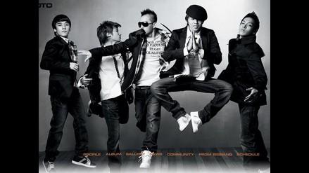 Big Bang anuncia el lanzamiento de su nuevo disco para febrero