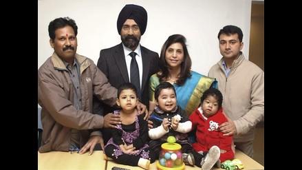 Hospital indio realiza la mayor cadena de trasplantes de hígado