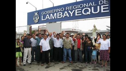 Chiclayo: Más de 300 familias piden instalación de servicios básicos