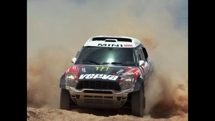 Vehículos del Rally Dakar serán exhibidos en el Jockey Plaza
