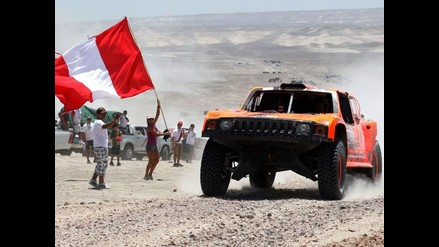 Director del Rally Dakar: Pilotos quedaron impresionados con etapa en Perú
