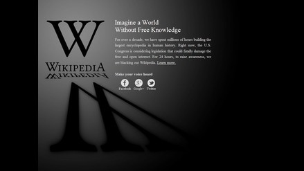 Internet busca alternativas a la Wikipedia, ante el