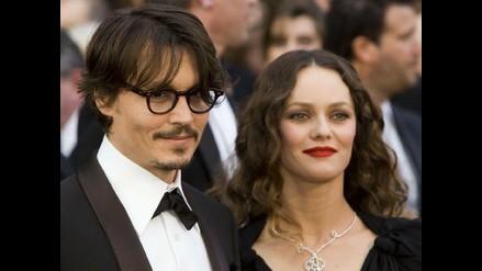 Johnny Depp y Vanessa Paradis ya no viven juntos, según People