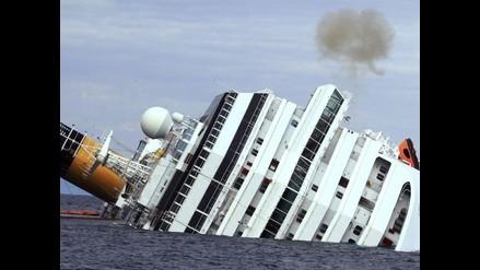 Sobreviviente del Costa Concordia: ´No volvería a un crucero´
