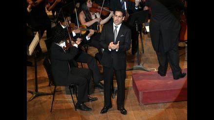 Una noche de música y talento joven peruano