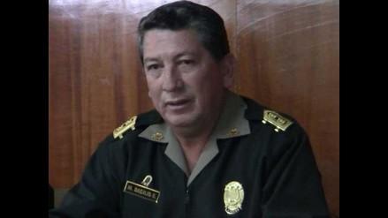 Junín: General Bacilio anuncia reestructuración de la policía nacional