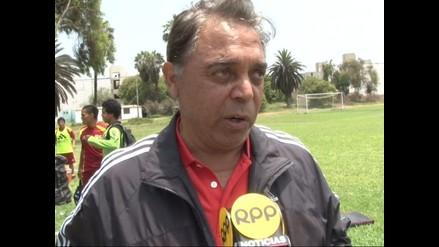 Miguel Company cree que Sport Huancayo se clasificará en casa
