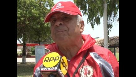 Aníbal Ruiz: Le deseo lo mejor a Miguel Company en la Copa Libertadores
