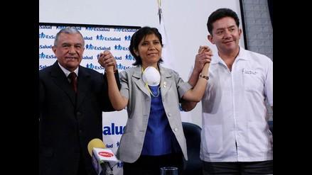Zelmira, la peruana que vive con dos pulmones nuevos