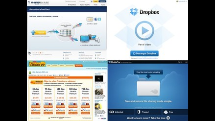 Conozca las principales páginas de descarga de archivos en Internet