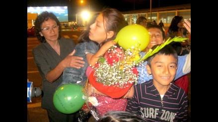 Llegan a Trujillo dos sobrevivientes del crcucero Costa Concordia