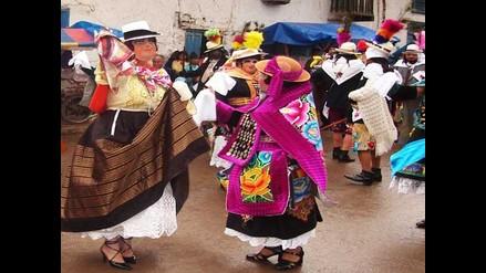 Junín: Inician festividad de La Tunantada en Jauja