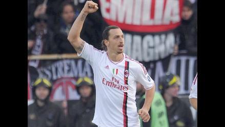 Milan goleó al Novara y le pisa los talones a la Juventus en Serie A