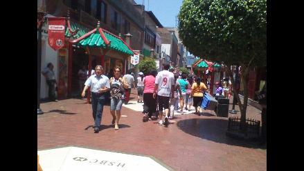 Calle Capón se prepara para celebrar el Año Nuevo Chino