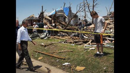 Al menos dos personas mueren por tornado en Alabama