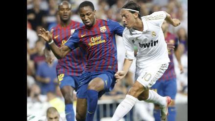 Rival del Real Madrid cree que equipo de Mourinho es menos que el Barza