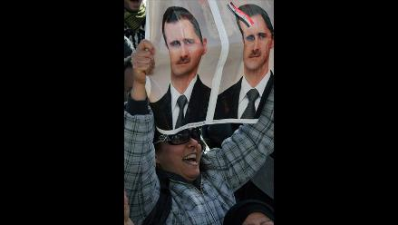 Gobierno de Siria rechaza pedido para que Bachar al Asad deje el poder