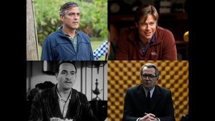 Conozca a los nominados a Mejor Actor para los premios Oscar 2012
