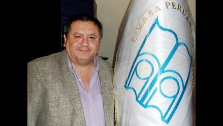 Jaime Carbajal, reelegido presidente de la Cámara Peruana del Libro