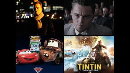 Las películas y actores que no fueron nominados
