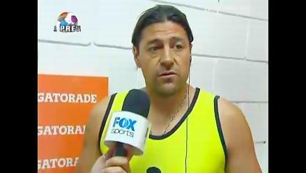Sergio Ibarra: Es el partido más importante en la historia del Huancayo
