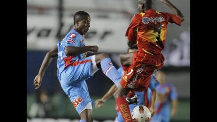 Reviva la derrota del Sport Huancayo ante Arsenal por Copa Libertadores