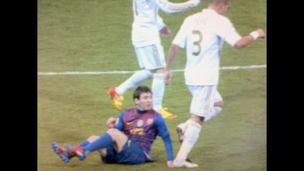 Socio del Barcelona denuncia a Pepe en el juzgado de guardia