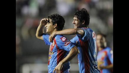 Postales de la derrota de Huancayo con Arsenal por la Copa Libertadores