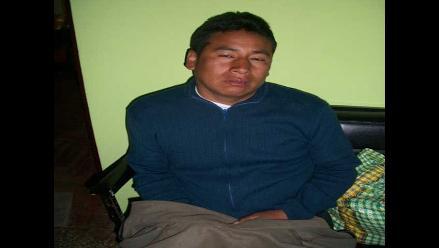 Junín: Capturan a requisitoriado por envenenar a su hijo en Jauja