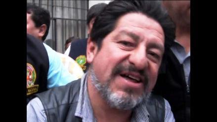 Arequipa: Trasladan a Lima a alcalde de Condesuyos acusado de terrorismo