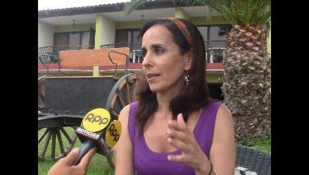 Lupe Maestre clasifica a semifinales en el Concurso Nacional Marinera