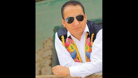 Diosdado Gaitán Castro estará en la gala del huayno