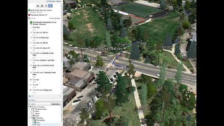 Nueva versión de Google Earth suaviza el ´efecto mosaico´ de imágenes