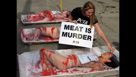 Conmemoran Semana Mundial para la Abolición de la Carne