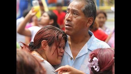 Pariente de joven sobreviviente en tragedia no recibe apoyo del Minsa