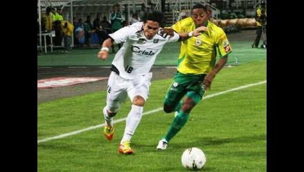 Tragodara debuta como titular en empate del Once Caldas con Cartagena