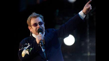 Elton John en Lima: serán casi tres horas de éxitos musicales