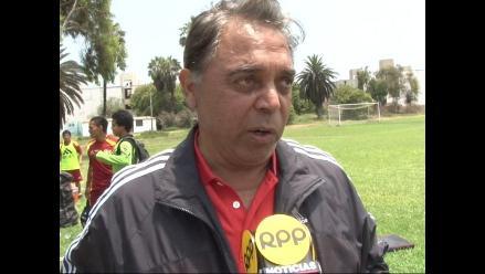 Miguel Company: Llave entre Sport Huancayo y Arsenal no está cerrada