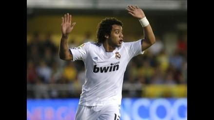 Marcelo y Xabi preocupan a Jose Mourinho para choque contra Getafe