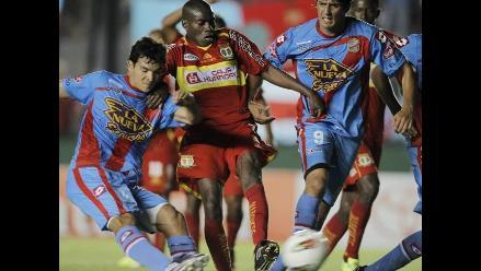 Sport Huancayo se encomienda a la altura para derrotar al Arsenal