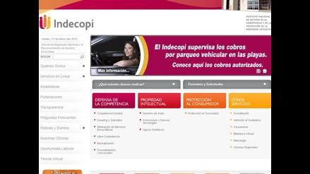 Revise precios de libros escolares en web de Indecopi