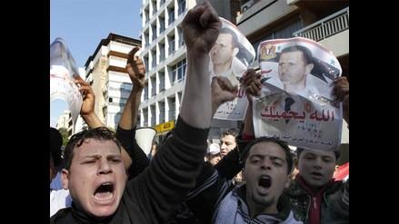 Siria en pie de guerra por enfrentamientos entre rebeldes y gobierno