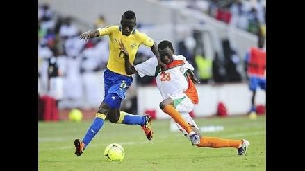 Gabón vence a Túnez y avanza a cuartos de final de la Copa Africana