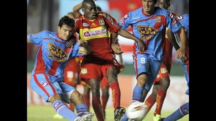 Sport Huancayo empata de local con Arsenal y le dice adiós a la Copa