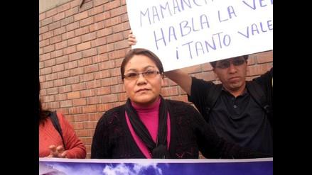 Clarisa Delgado: Hago responsable a Mamanchura y Abencia de lo que me pase