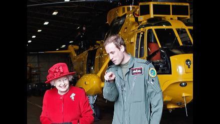 Príncipe Guillermo viaja a las Islas Malvinas