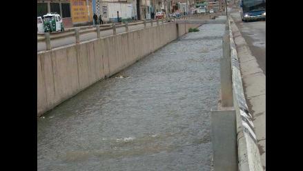 Junín: Mujer intenta suicidarse lanzándose al río Tarma