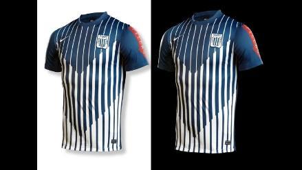 Nike presenta nueva camiseta de Alianza Lima para la temporada 2012